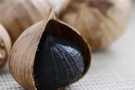 黑蒜的功效作用和食用禁忌