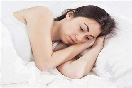 女人失眠的原因以及改善的方法